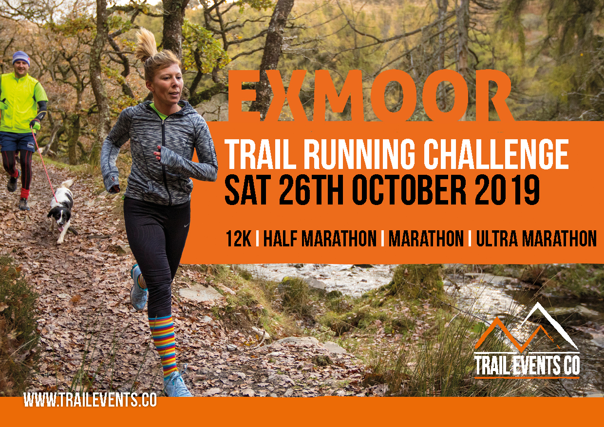 Exmoor Trail Running Challenge - cover image