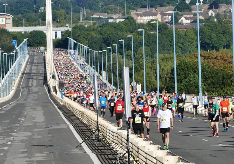 Severn Bridge Half Marathon - cover image
