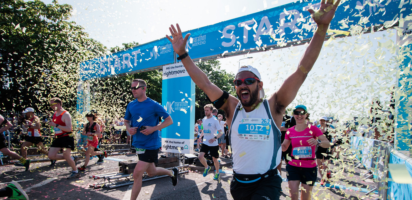 MK Marathon Weekend - cover image