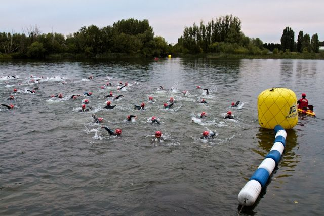 Thorpe Park Standard Distance Triathlon - cover image
