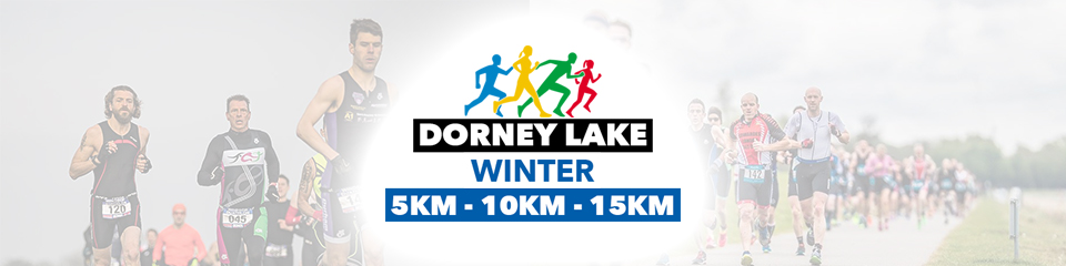 Dorney Lake Winter 5km, 10km \u0026 15km Run - cover image