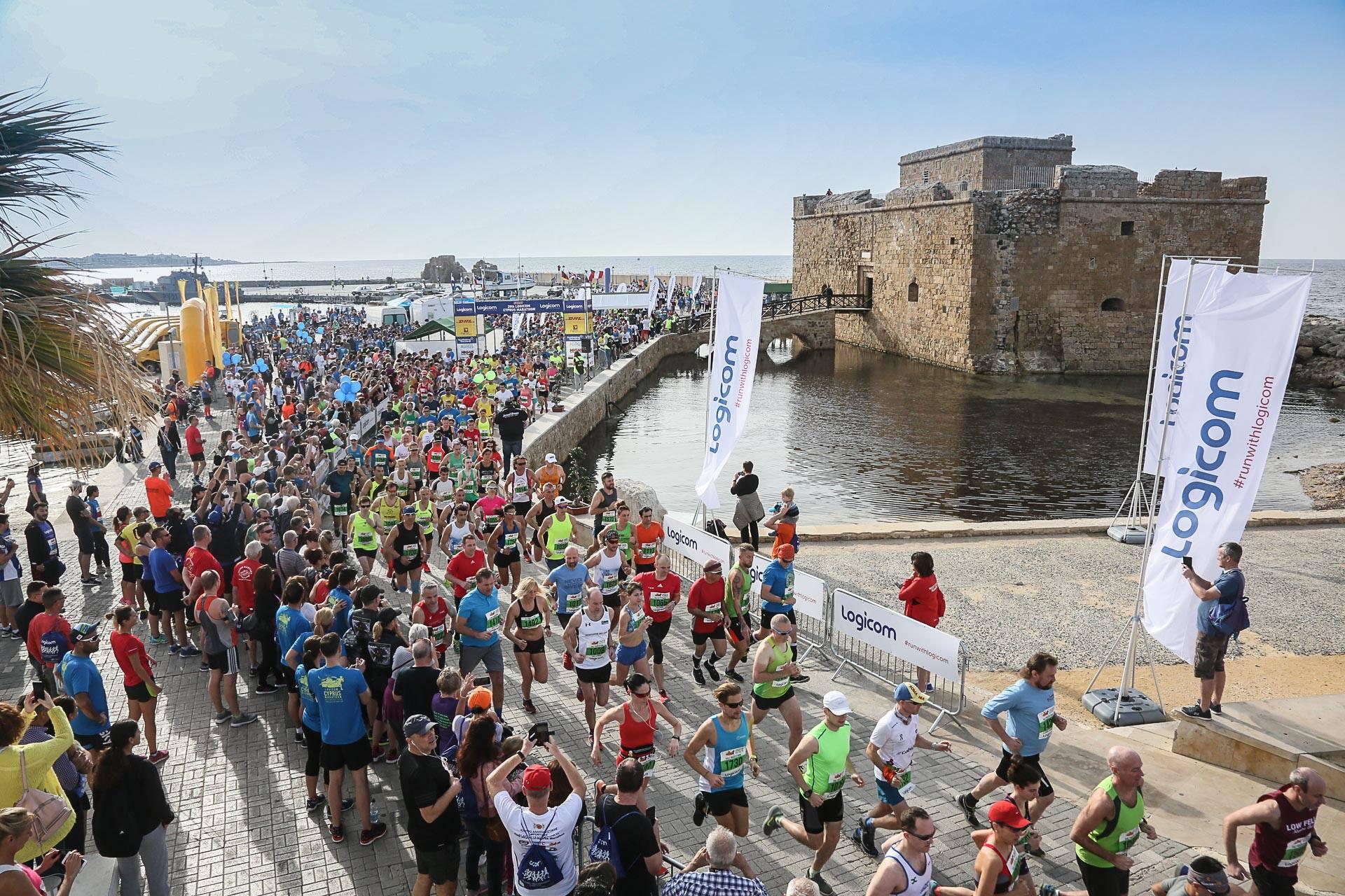 Logicom Cyprus Marathon - cover image