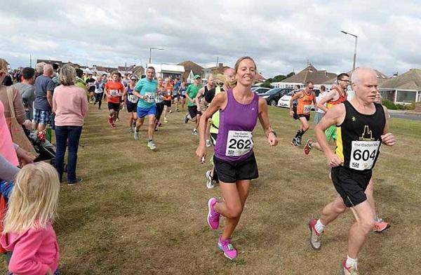 Clacton Half Marathon \u0026 10k - cover image