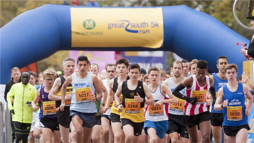 Great South Run 5k - cover image
