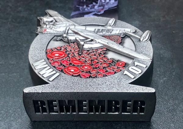 PHOENIX \u002D Remembrance Day Marathon \u0026 Half Marathon - cover image