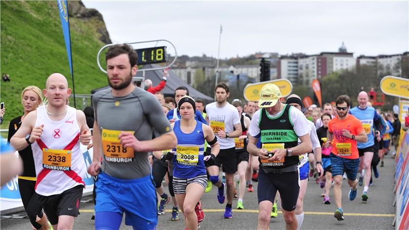 Great Edinburgh Run - cover image