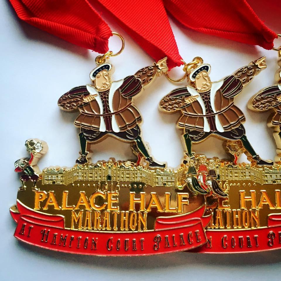 Palace Half Marathon - cover image