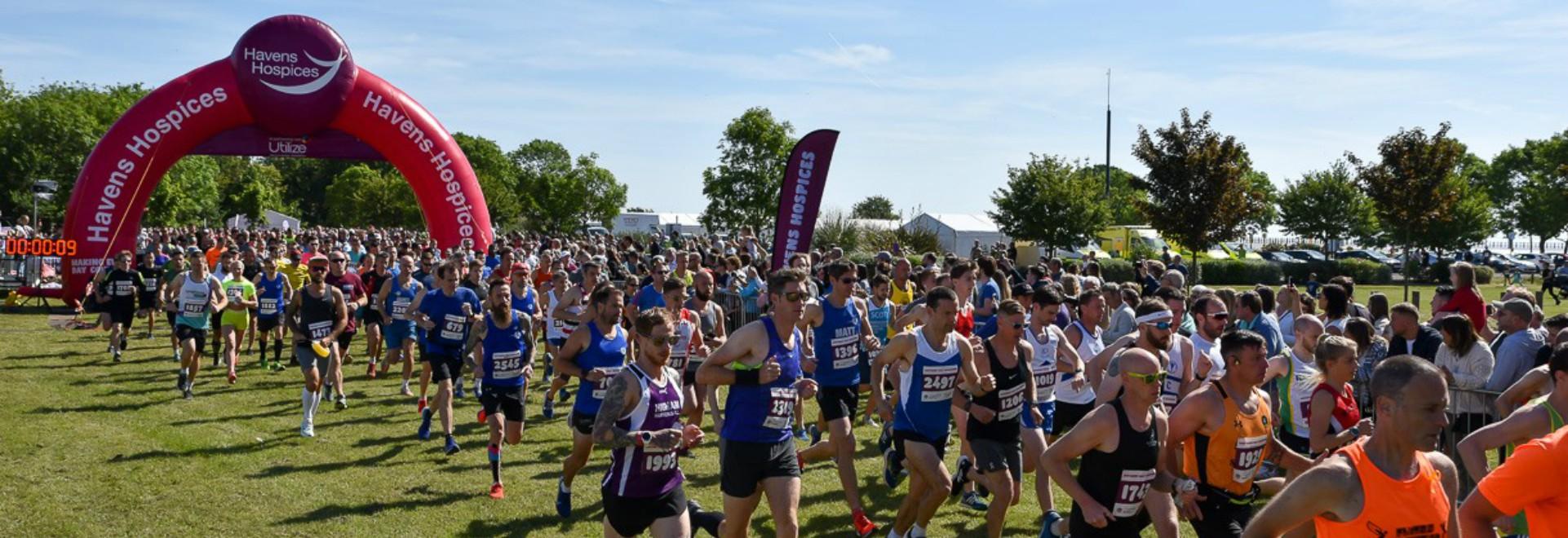 Southend Half Marathon - cover image