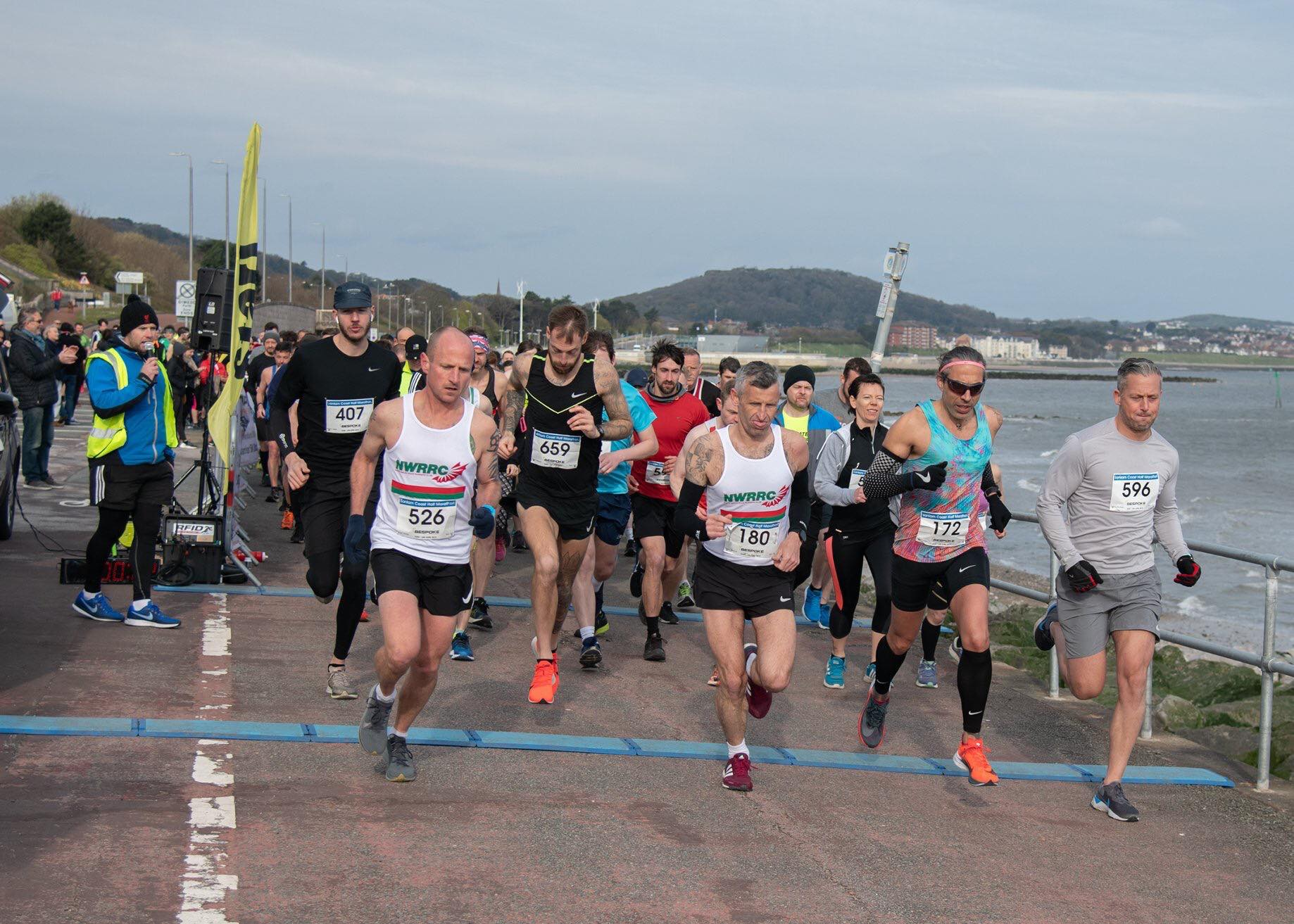 Sanlam Coast Half Marathon - cover image