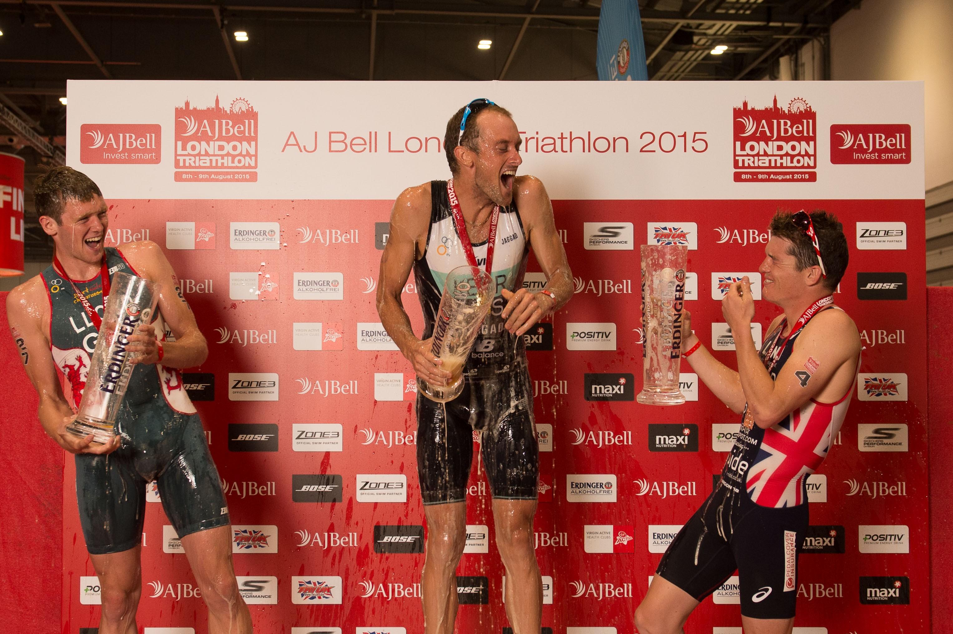 London Triathlon - cover image
