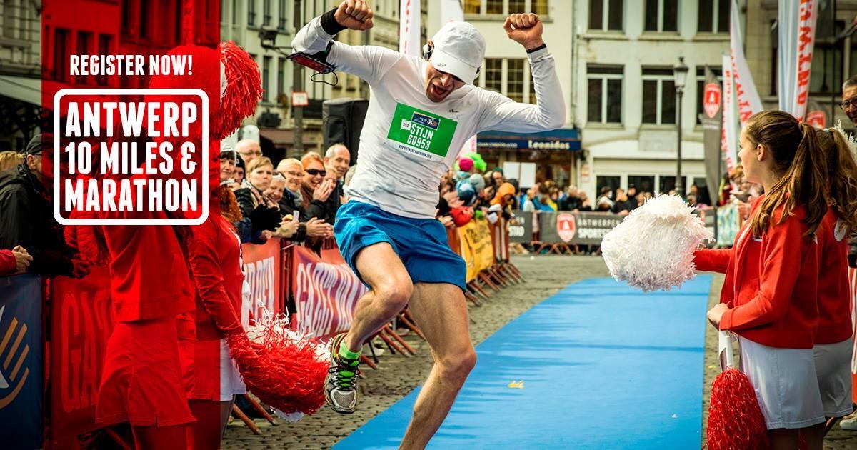 Antwerp Marathon - cover image