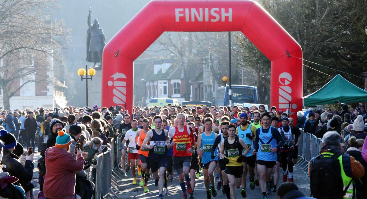 Winchester 10k Road Race - cover image