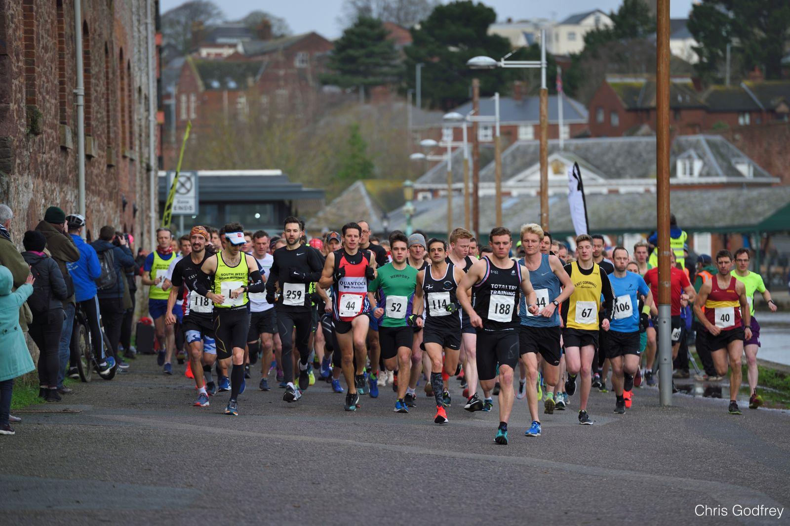 Exeter Half Marathon - cover image