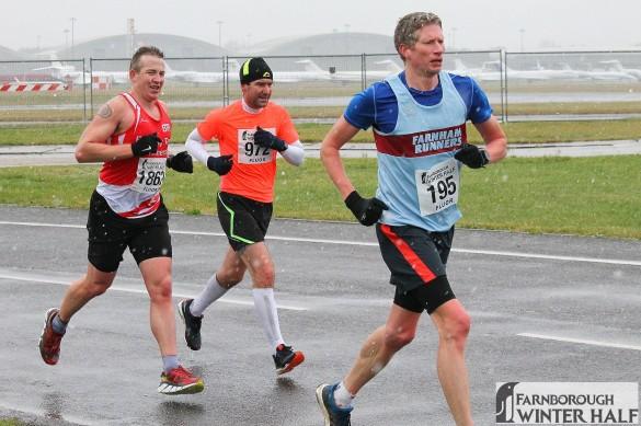 Farnborough Half Marathon - cover image