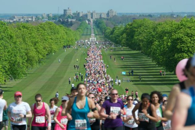 Windsor Half Marathon - cover image