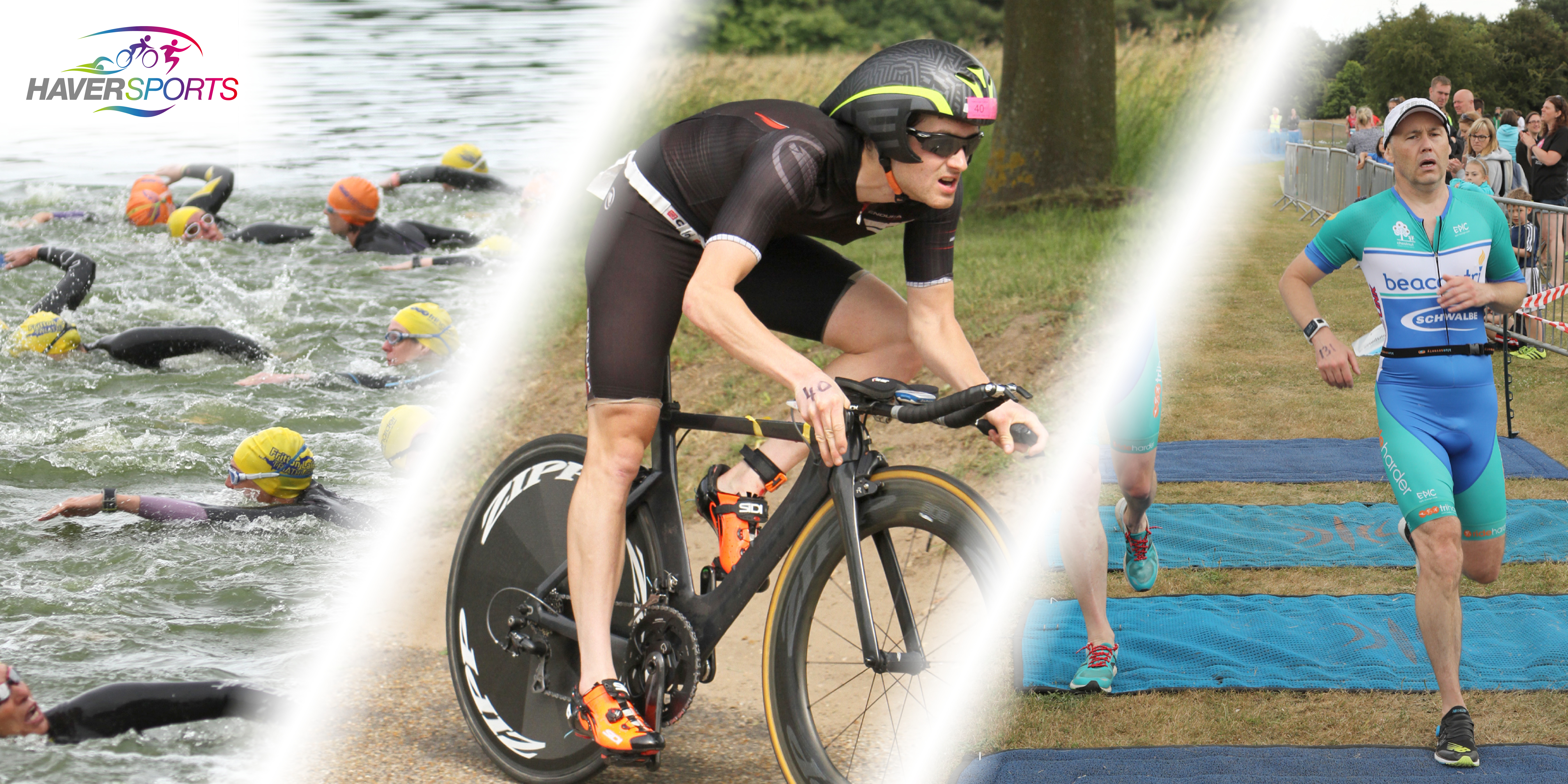 HaverSports Fritton Lake Triathlon Weekend - cover image
