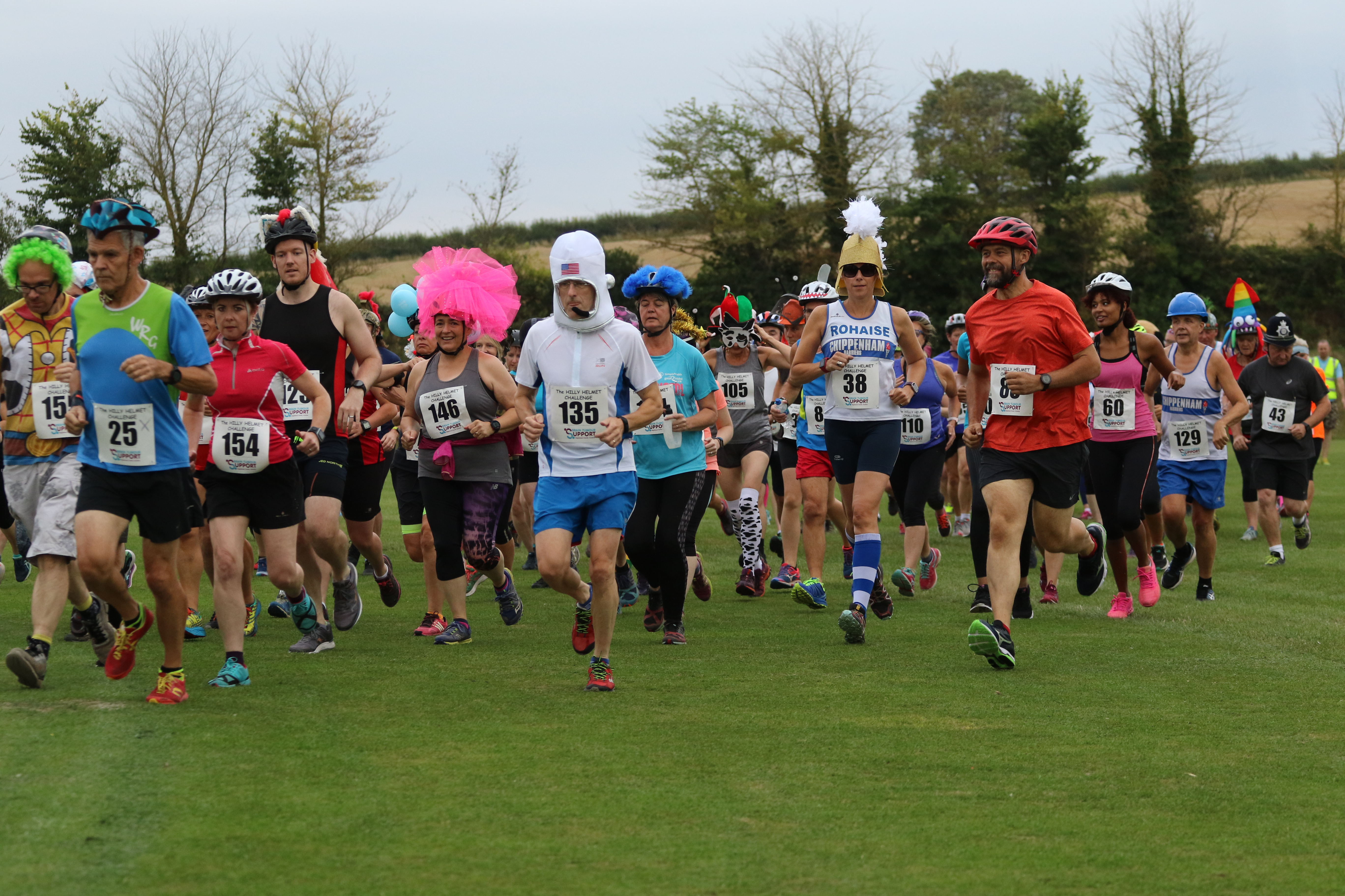 The Hilly Helmet Challenge - cover image
