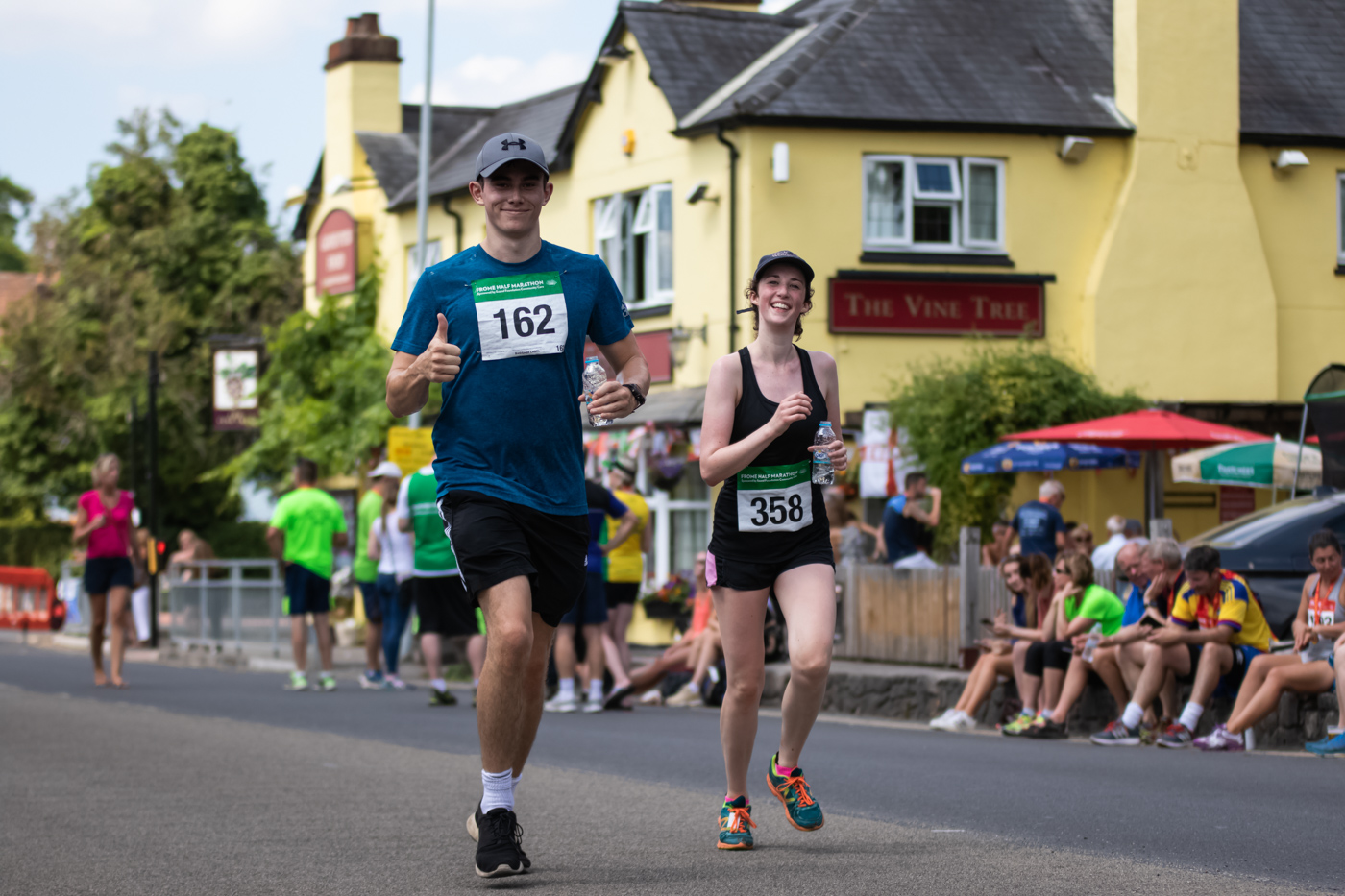 Frome Half Marathon, 10K, 5K and Family Fun Run - cover image