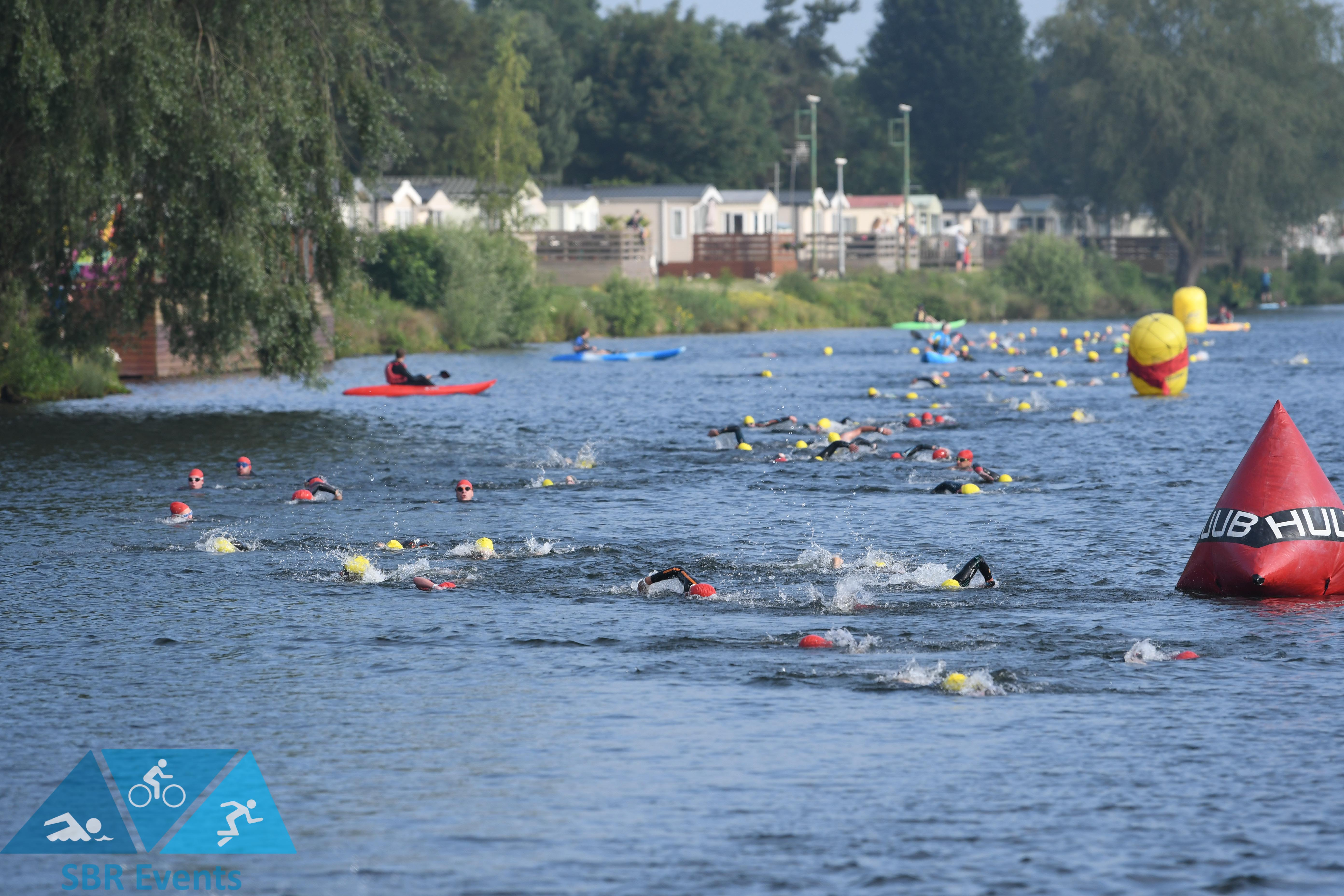 Tallington Lakes Triathlon - cover image