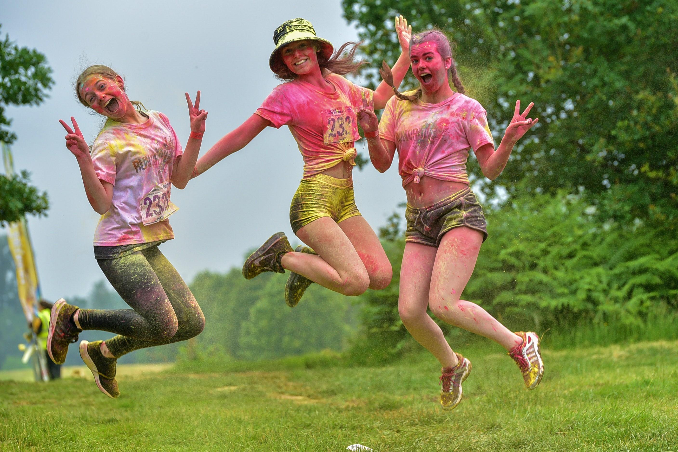 Running Festival at Penshurst Place - cover image