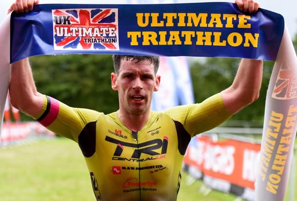 Ultimate Triathlon - cover image