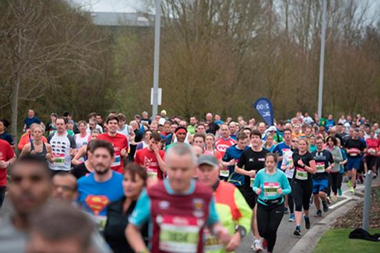 Sage Reading Half Marathon - cover image