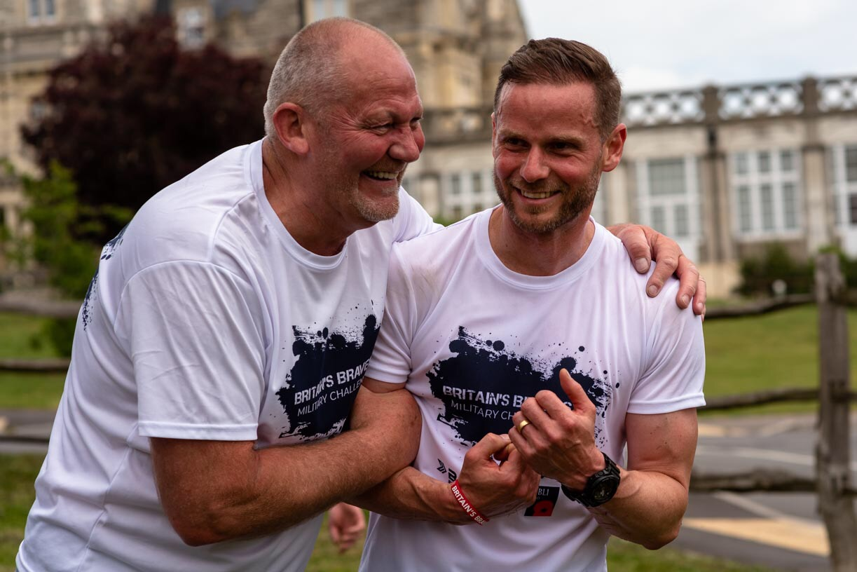 Britain's Bravest Military Challenge - Battersea Park - 2019 Image 1