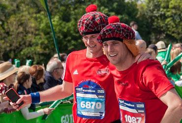 Edinburgh Marathon Festival (half \u0026 full marathon) - cover image