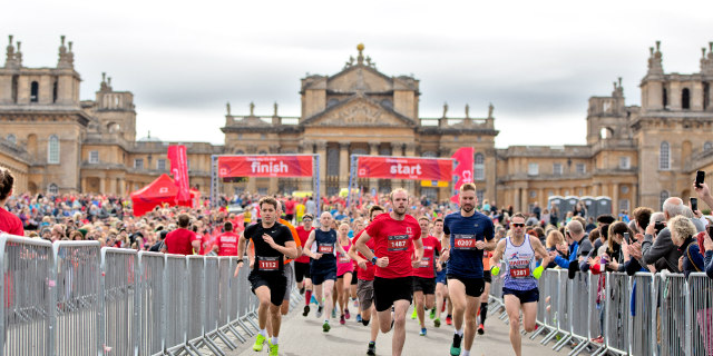 BHF Blenheim Palace Half Marathon,  10K and 2K - 2020 Image 1
