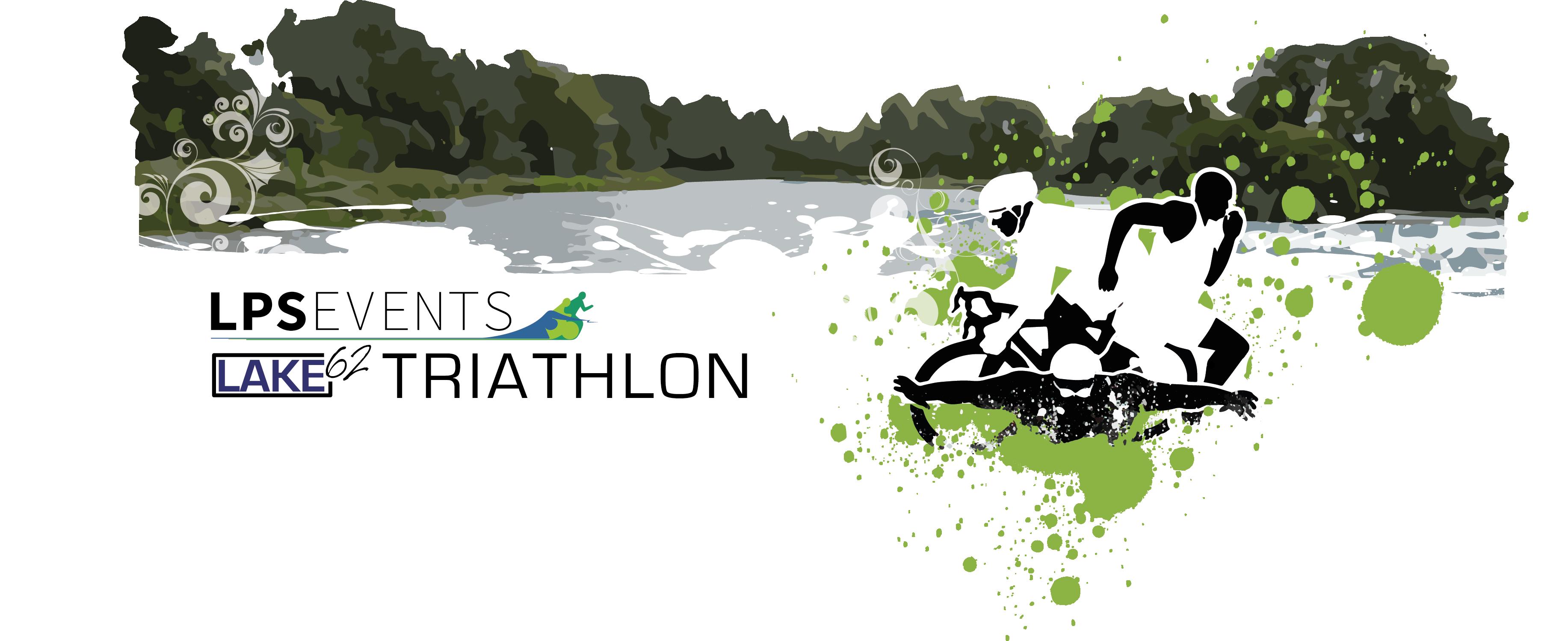 Cotswolds Lake 62 Standard Triathlon, Saturday - cover image