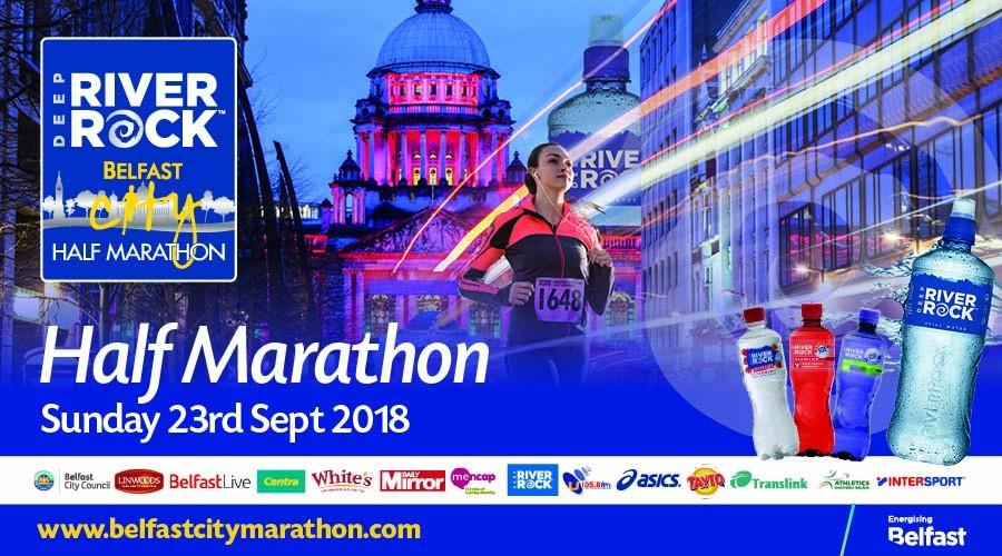 Belfast City Half Marathon - cover image