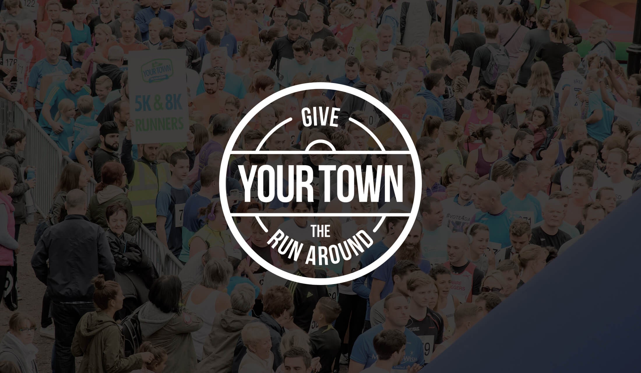 Give Your Town the Run Around - cover image