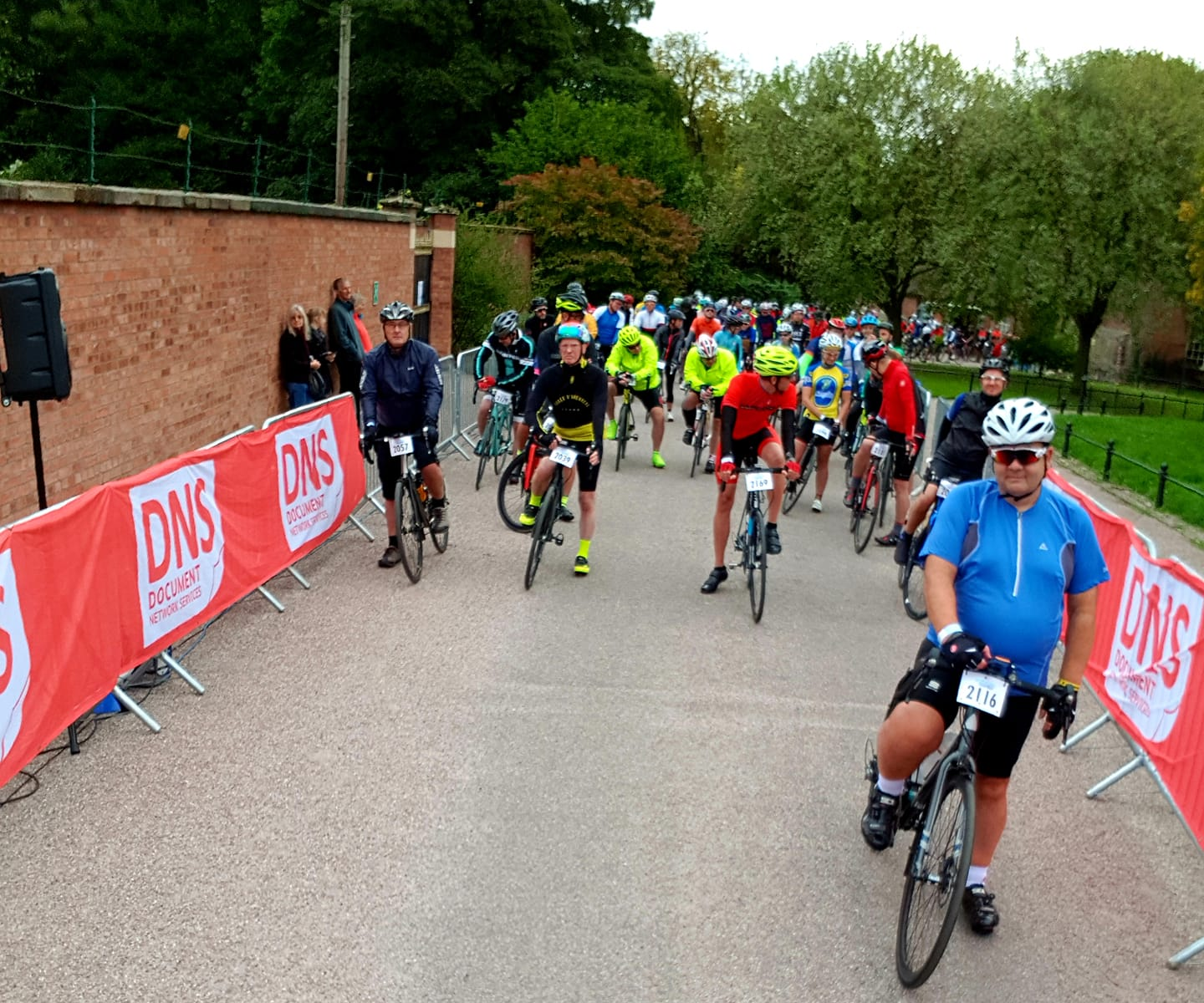 Cycle Derby North Derbyshire Challenge - cover image