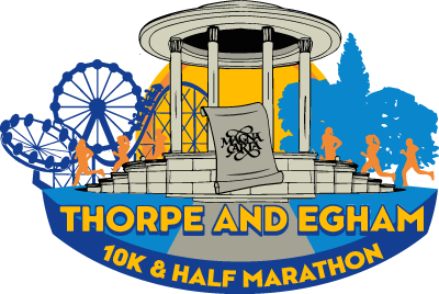 Thorpe and Egham Half Marathon - cover image