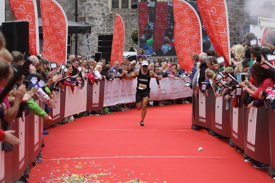 Vivo Barefoot Wales Marathon