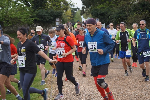 The Breckland Forest Marathon - cover image