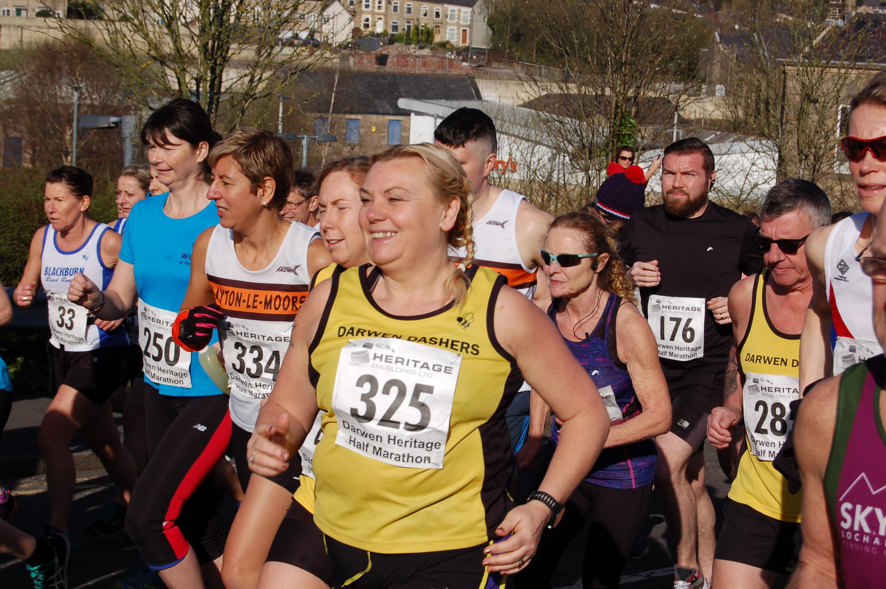 Darwen Heritage Half Marathon - cover image