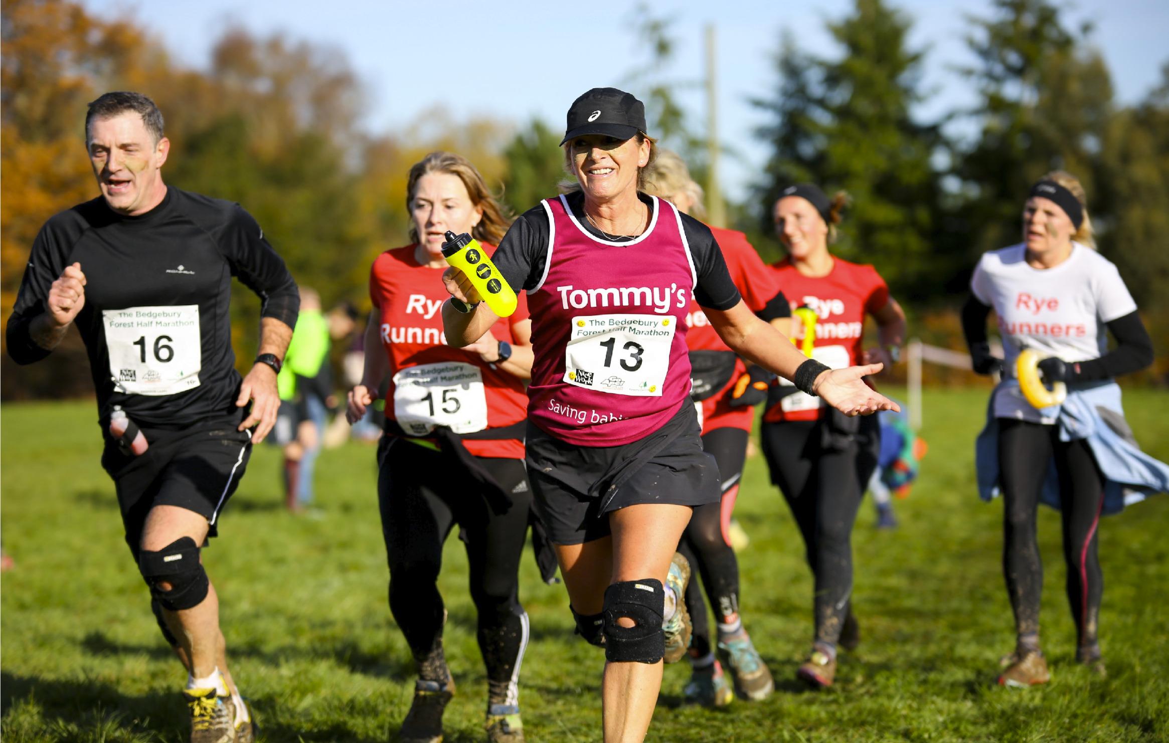 The Bedgebury Forest Half Marathon \u0026 10K - cover image