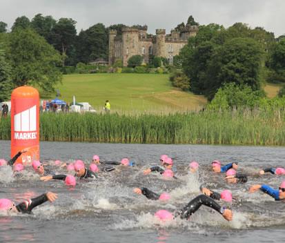 Cholmondeley Castle \u002D Swim Series - cover image