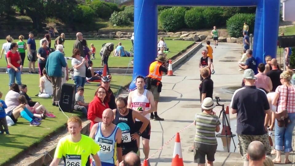 Fleetwood Half Marathon - cover image