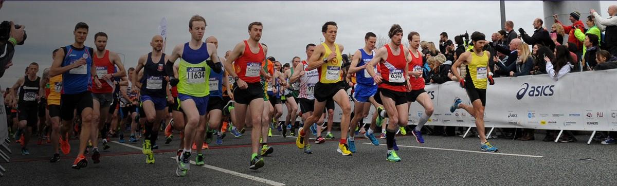 Manchester Half Marathon - cover image