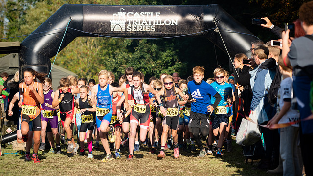Hever Castle (Junior) \u002D Triathlon Series - cover image