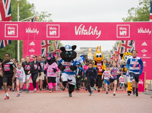 Vitality Westminster Mile - cover image