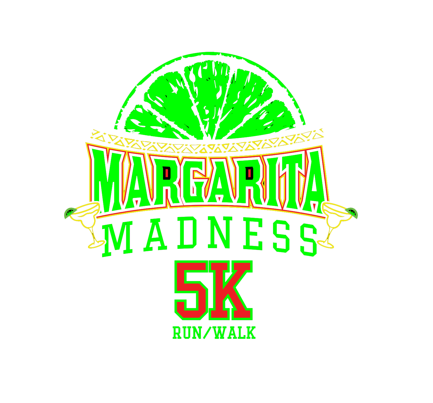 Margarita Madness 5K \u002D Washington - cover image