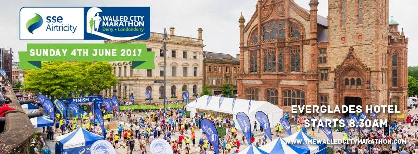 SSE Airtricity Walled City Marathon - cover image