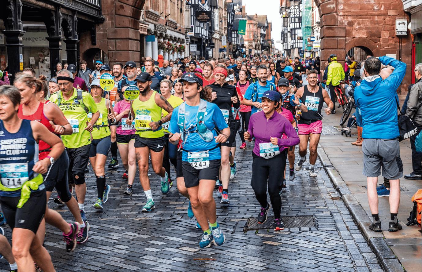 MBNA Chester Marathon \u0026 MBNA Chester Metric Marathon - cover image