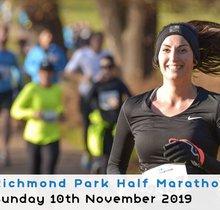 RunThrough Richmond Park Half - November