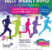 Loughborough half Marathon and Team Relay