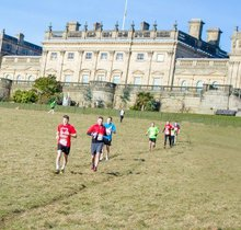 BHF Harewood House Half Marathon, 10K and 2K