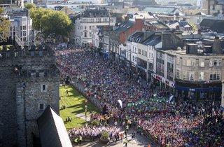 Cardiff University/Cardiff Half Marathon